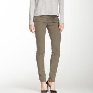VINCE skinny khaki jeggings jeans pants